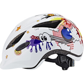 ABUS Anuky Cykelhjelm Børn hvid